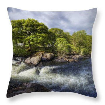 Always With You Throw Pillow