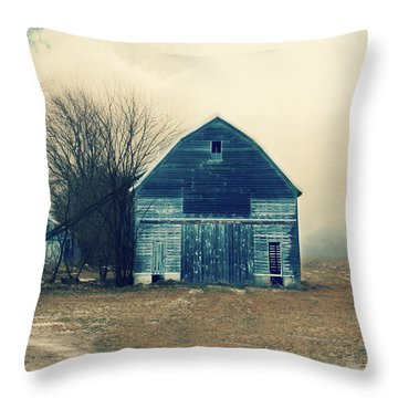 Throw Pillow featuring the photograph Always Work To Do by Julie Hamilton