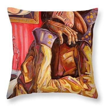 Always You Throw Pillow by Darwin Leon