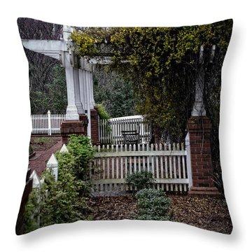 Amazing Calmness Throw Pillow