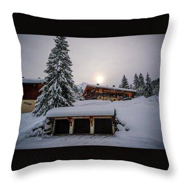 Amazing- Throw Pillow