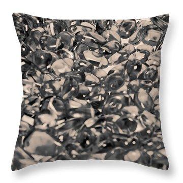 Amber #7944 Throw Pillow