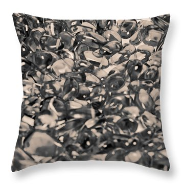 Amber #7944 Throw Pillow