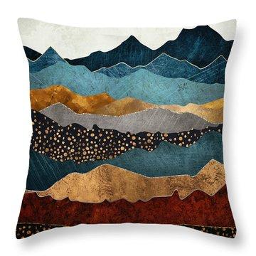 Amber Throw Pillows