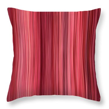 Throw Pillow featuring the digital art Ambient 33 by Bruce Stanfield