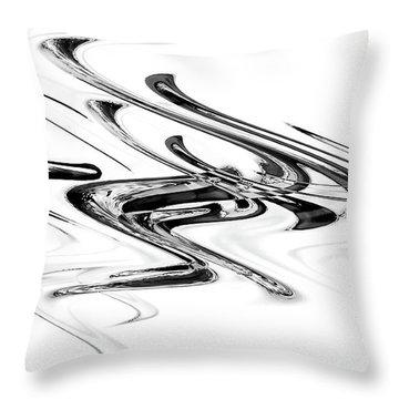Ambiguity IIi Throw Pillow
