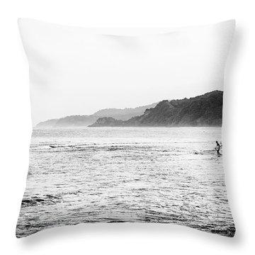 Ambitious Throw Pillow