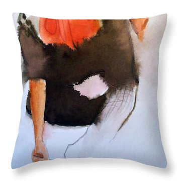 Amelie Throw Pillow