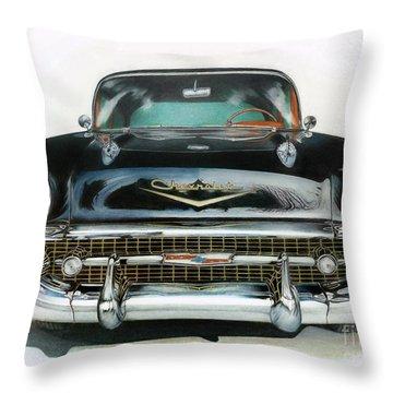 American Icon Throw Pillow
