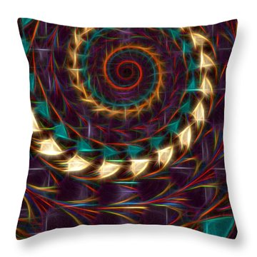Americindian Throw Pillow