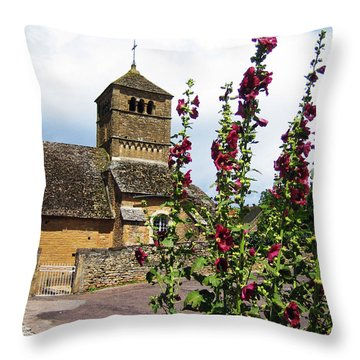 Ameugny 2 Throw Pillow