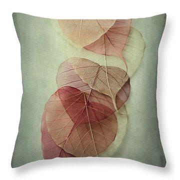 Among Shades Throw Pillow