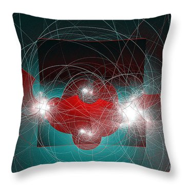 Among Us Throw Pillow