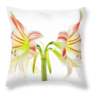 Amorice Throw Pillow