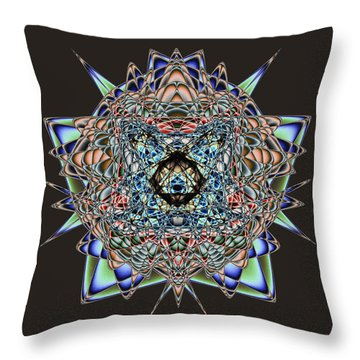 Amphlegman Throw Pillow