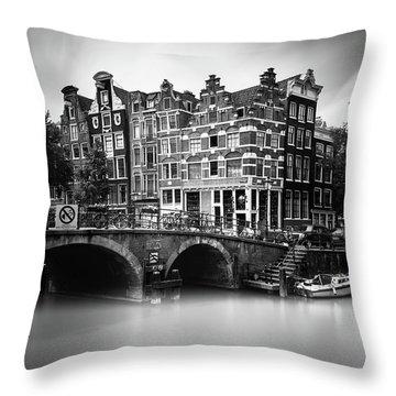 Netherlands Throw Pillows