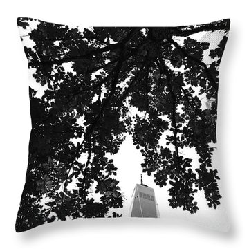 An Architect's Poem Throw Pillow