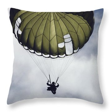 An Armed Forces Of The Philippines Throw Pillow by Stocktrek Images