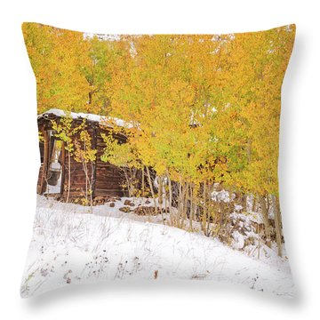 An Example Of Etiolated Nostalgia  Throw Pillow