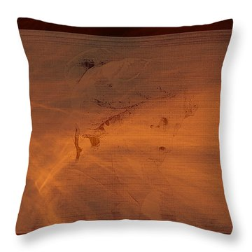 An Unfinished Life Throw Pillow