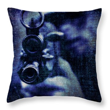 An Unknown Warrior Throw Pillow