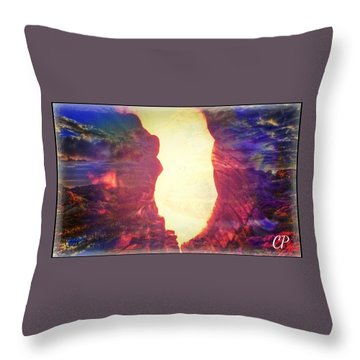 Anahel Throw Pillow