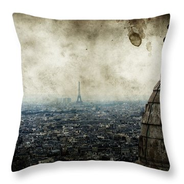 Anamnesis Throw Pillow