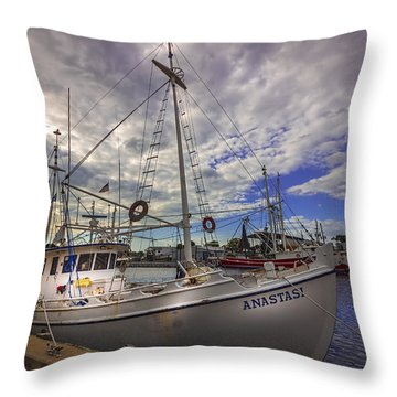 Anastasi Throw Pillow