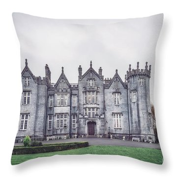 Ancestral Echoes Throw Pillow