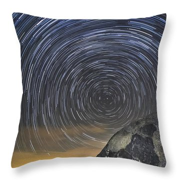 Ancient Art - Counting Sheep Throw Pillow