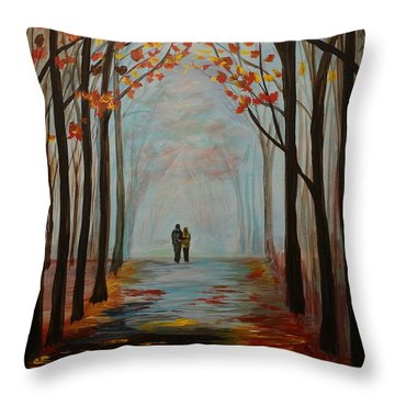 And I Love You So Throw Pillow