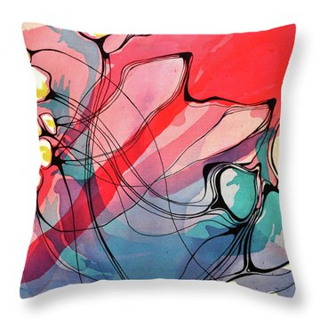 And It's Havoc Throw Pillow