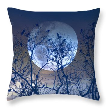 And Now Its Time To Say Goodnight Throw Pillow