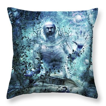 And The Promise Of The Truth Throw Pillow