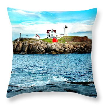 And Yet Another Throw Pillow