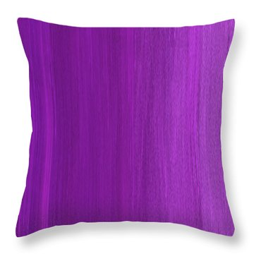 Throw Pillow featuring the digital art Andee Design Abstract 8 2018 by Andee Design