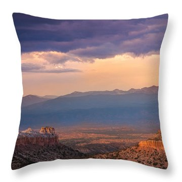 Anderson Overlook Throw Pillow
