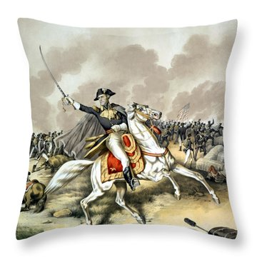 Warfare Throw Pillows