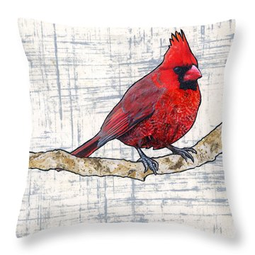 Andrew Throw Pillow