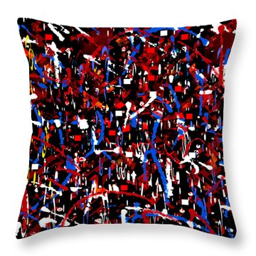 Throw Pillow featuring the photograph Andrew Penman by Andrew Penman