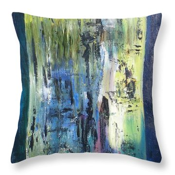 Angel 1 Throw Pillow by Hal Newhouser