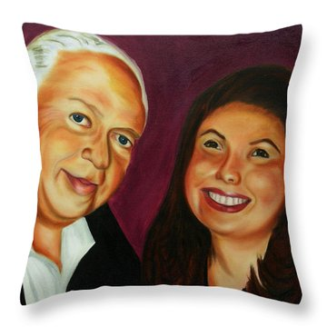 Angelo-angie Throw Pillow