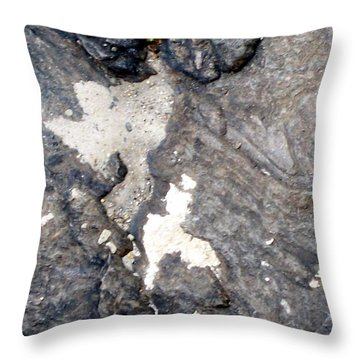 Angels In Central Park Throw Pillow