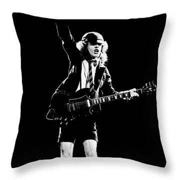 Chris Walter Throw Pillows