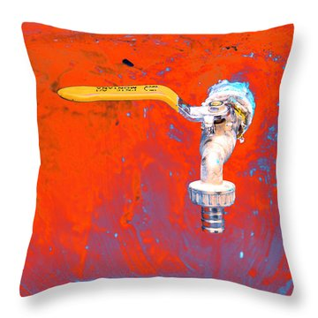 Aniatah Throw Pillow