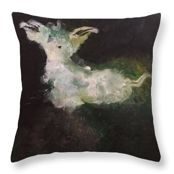 Animal Lover  Throw Pillow