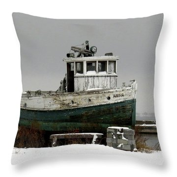 Anna Throw Pillow