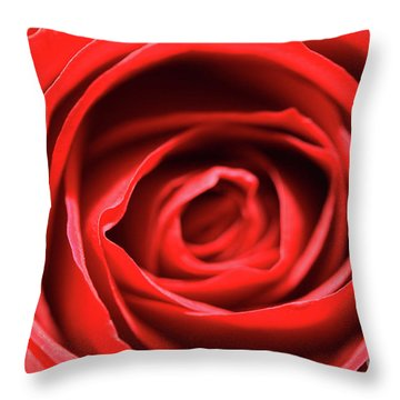 Throw Pillow featuring the photograph Anonymously Deliverred by Stephen Mitchell