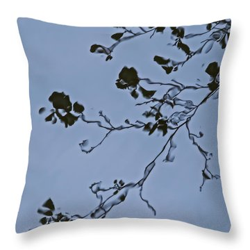 Another Dream Throw Pillow by Odd Jeppesen