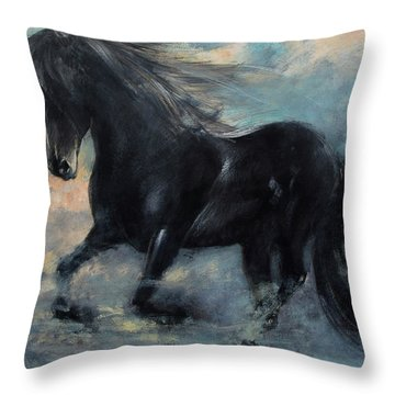 Another Kind Of Flight Throw Pillow
